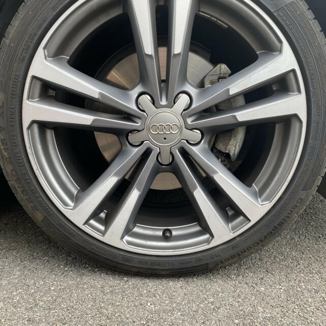 First Aid Wheels - Alloy Wheel Repair & Refurbishment Experts 5 star review on 14th September 2021