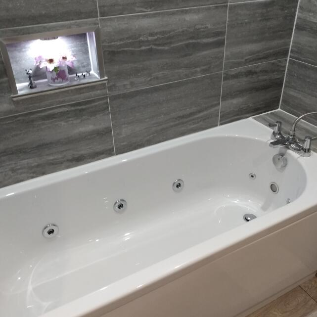 The Whirlpool Bath Shop 4 star review on 17th March 2021