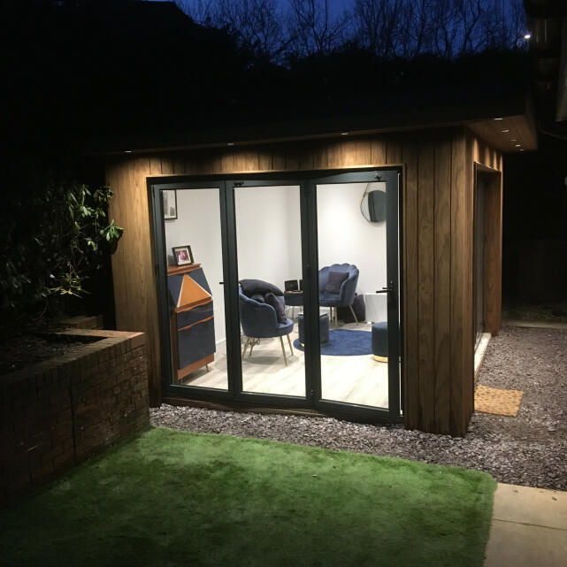 Outdoor Building Group 5 star review on 29th April 2021