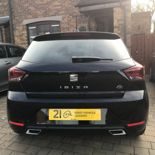 First Vehicle Leasing 5 star review on 31st March 2021