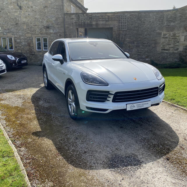 First Vehicle Leasing 5 star review on 30th March 2021