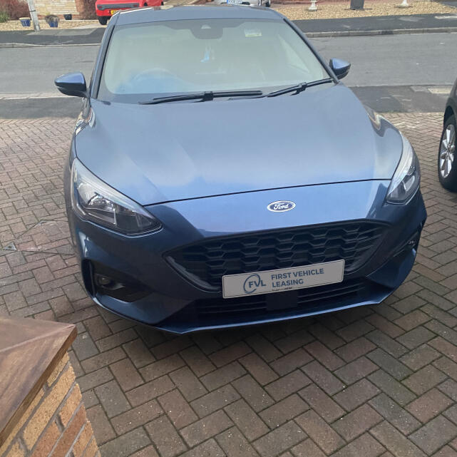 First Vehicle Leasing 5 star review on 7th December 2020