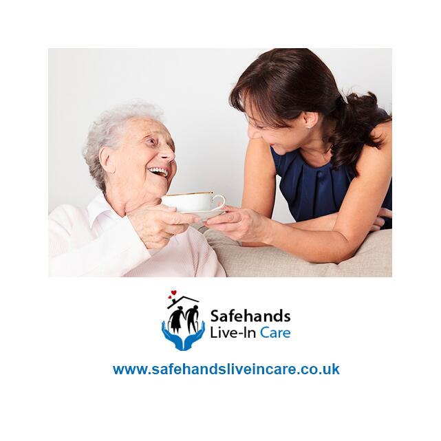 Safehands Live in Care 5 star review on 15th January 2021