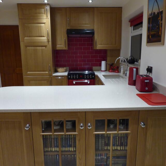 Statement Kitchens 5 star review on 14th October 2018