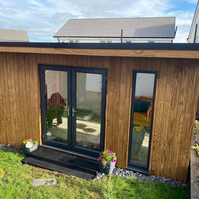 Outdoor Building Group 4 star review on 3rd August 2020