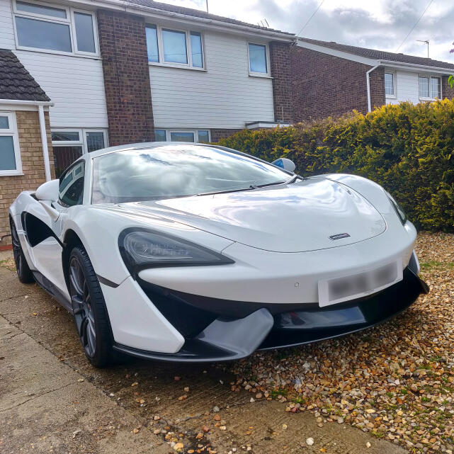 Supercar Experiences Ltd 5 star review on 18th June 2019