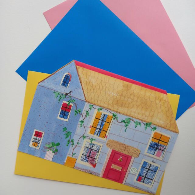 Colour Envelopes 5 star review on 7th June 2021