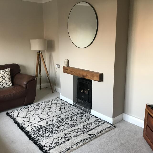 Traditional Beams 5 star review on 20th January 2021
