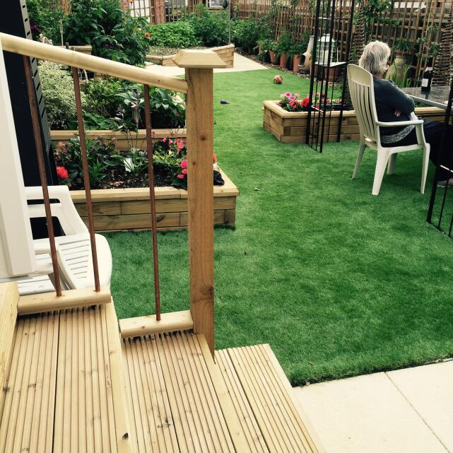 Artificial Grass Direct 5 star review on 9th April 2017