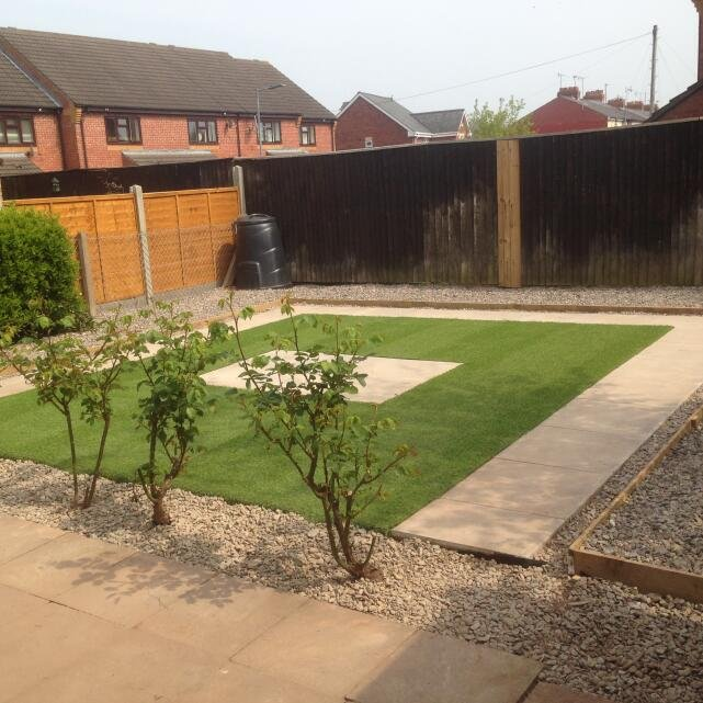 Artificial Grass Direct 3 star review on 19th April 2019