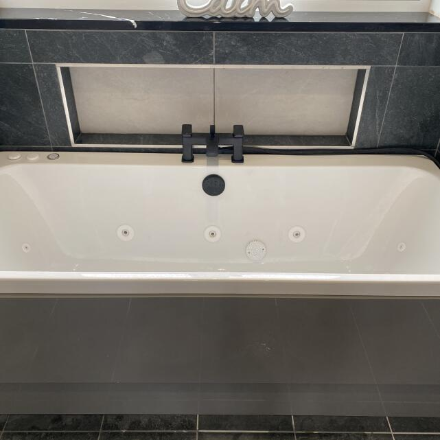 The Whirlpool Bath Shop 3 star review on 23rd May 2021