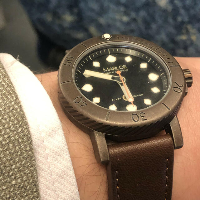 Marloe Watch Company  5 star review on 2nd June 2021