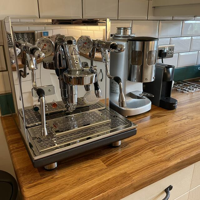 RINALDOS SPECIALITY COFFEE AND TEA LTD 5 star review on 9th February 2021