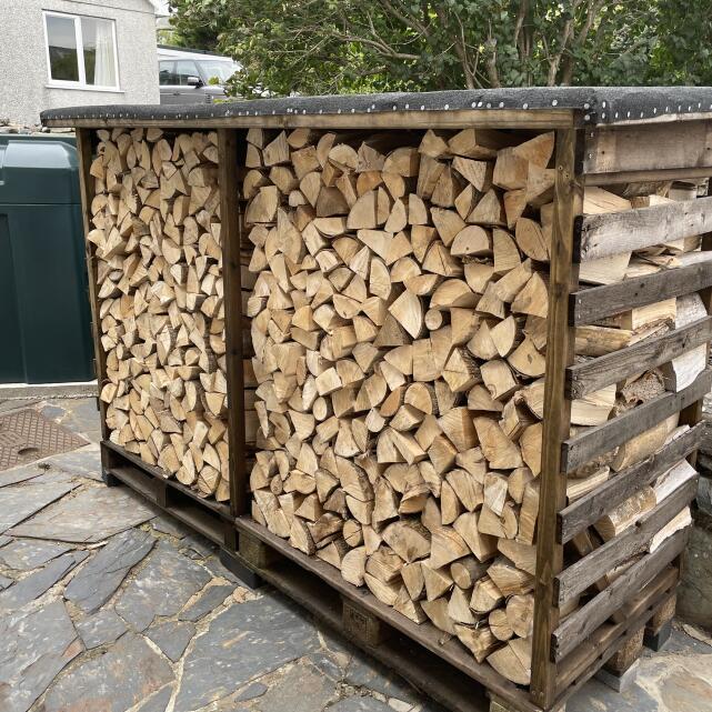 Dalby Firewood 5 star review on 1st September 2021