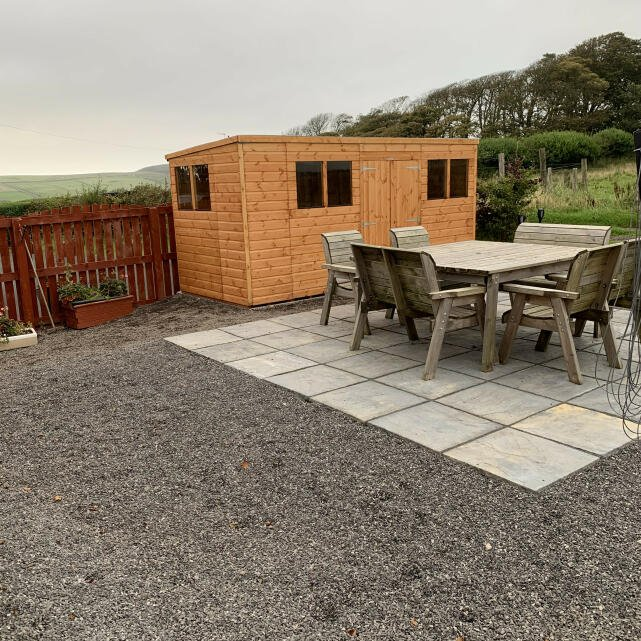 Sheds 2 go  5 star review on 4th October 2020