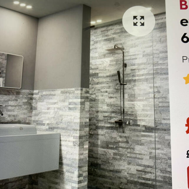 The Tile Experience 5 star review on 26th March 2021