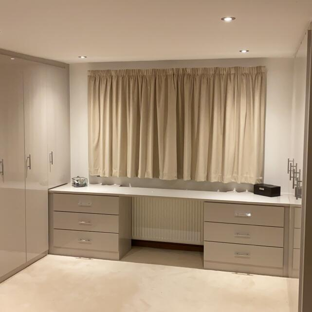 Sliding Door Wardrobes 5 star review on 19th February 2021