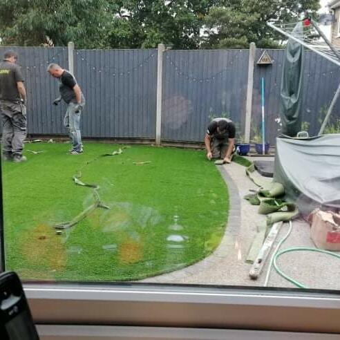 LazyLawn 5 star review on 14th October 2021
