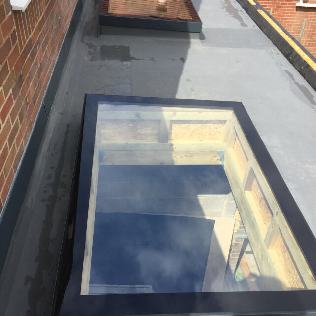 EOS Rooflights Ltd 5 star review on 14th June 2020