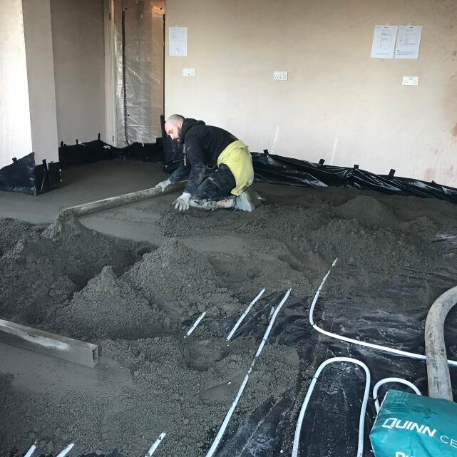 Speed Screed Limited. 5 star review on 11th December 2019