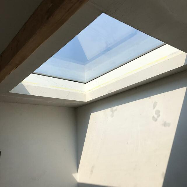 EOS Rooflights Ltd 5 star review on 17th October 2019