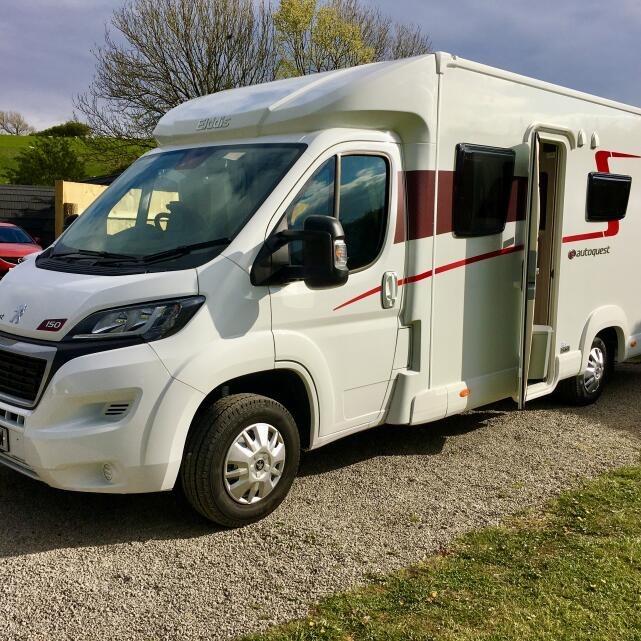 Life's an Adventure Motorhomes & Caravans 5 star review on 9th May 2021