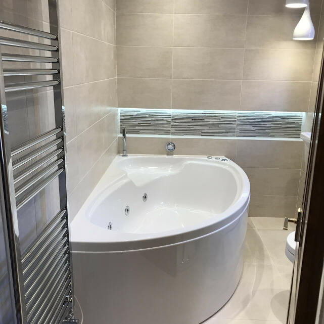 The Whirlpool Bath Shop 5 star review on 9th March 2021