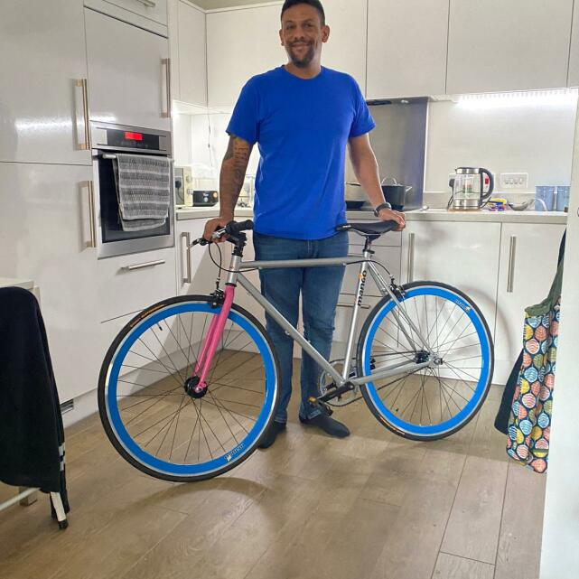 Mango Bikes 5 star review on 22nd October 2020