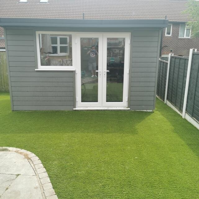 Great Grass 5 star review on 2nd August 2021