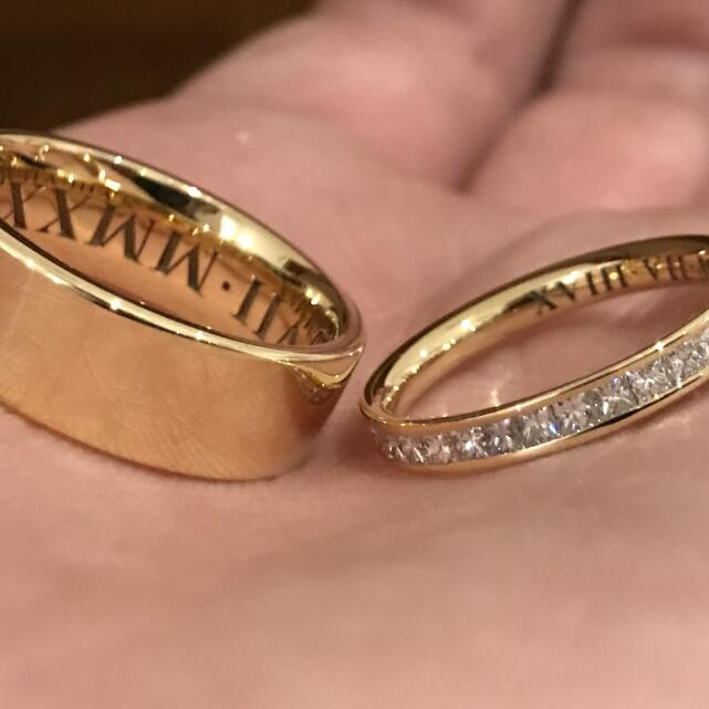 Wedding-Rings.co.uk 5 star review on 25th February 2020