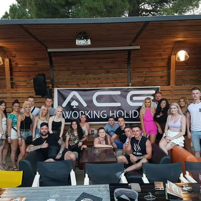 Ace Working Holidays 4 star review on 2nd August 2019