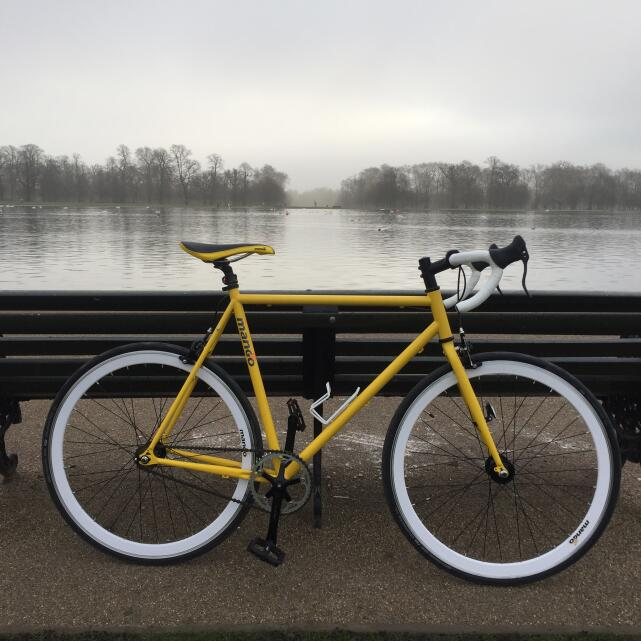 Mango Bikes 4 star review on 18th March 2019