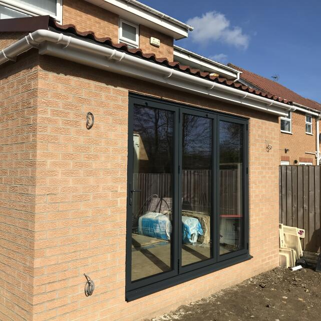 Express Bi-Folding Doors Leeds 5 star review on 19th March 2019