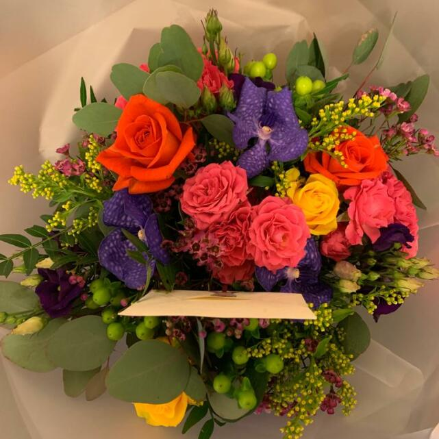 Verdure Floral Design Ltd 1 star review on 9th January 2021