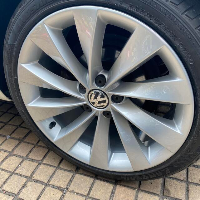 First Aid Wheels - Alloy Wheel Repair & Refurbishment Experts 5 star review on 9th July 2020