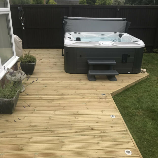 THEHOTTUBWAREHOUSE.CO.UK 5 star review on 24th October 2018