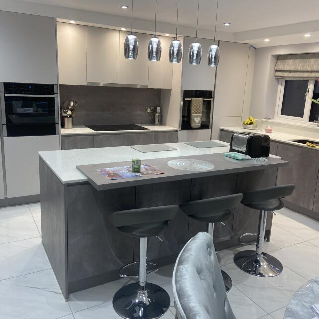 Kitchen Design Centre 5 star review on 17th March 2021