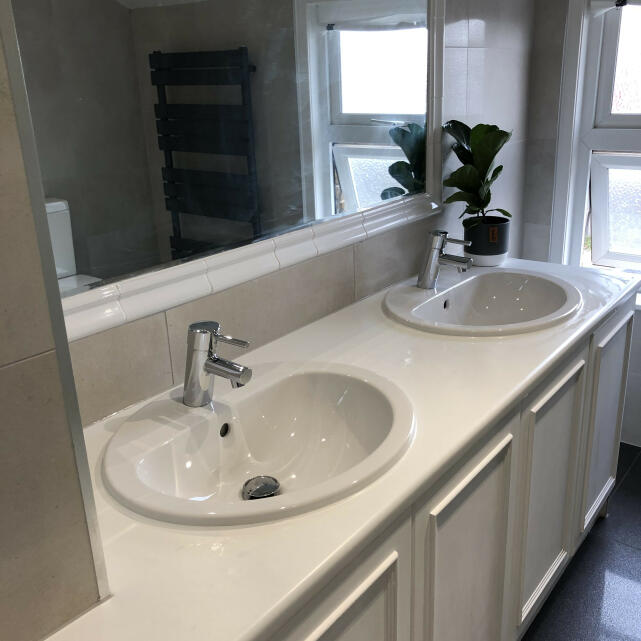 Unbeatable Bathrooms 5 star review on 14th February 2021