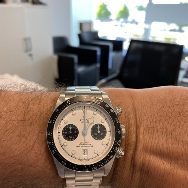 Edinburgh Watch Company 5 star review on 4th June 2021