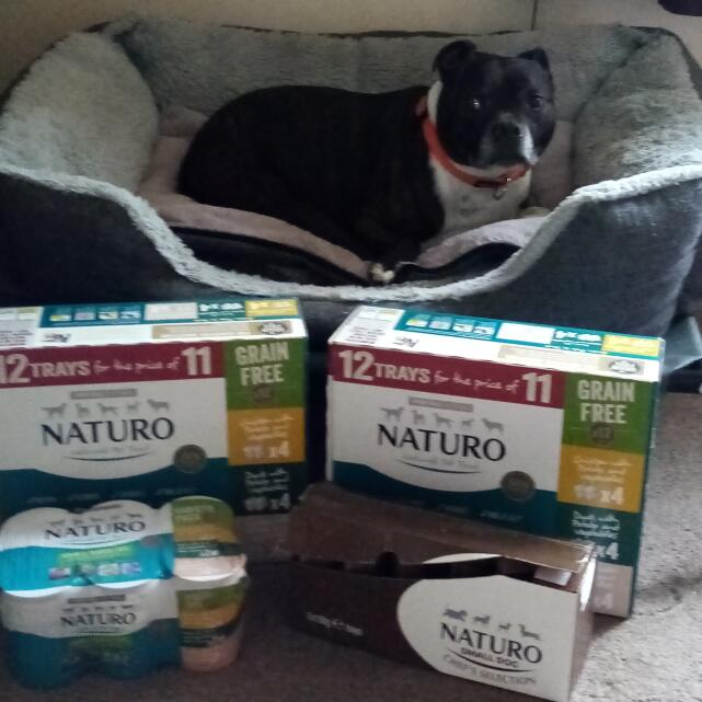 Naturo Pet Products 5 star review on 21st October 2020