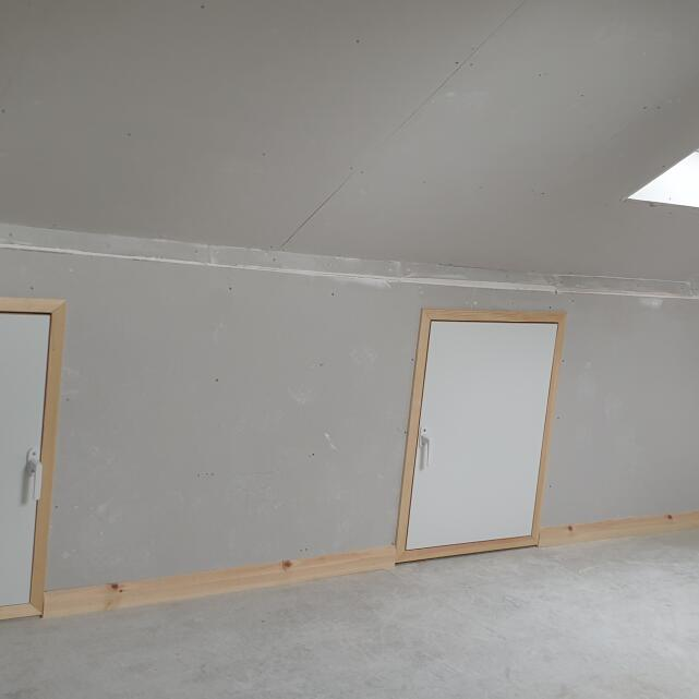 Loft Storage Room Company 5 star review on 7th June 2021