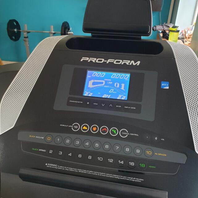 ProForm Fitness UK 5 star review on 3rd March 2020
