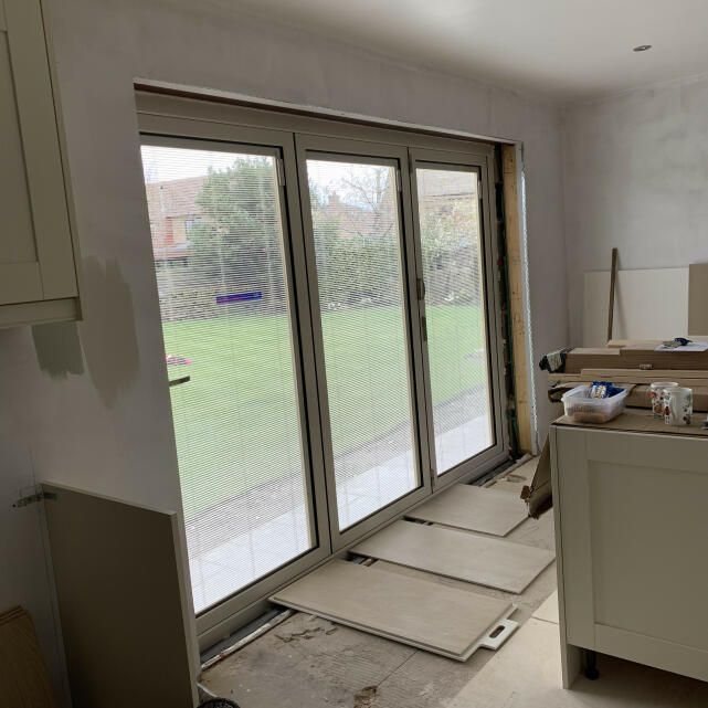 Shire Doors Ltd 5 star review on 1st July 2019