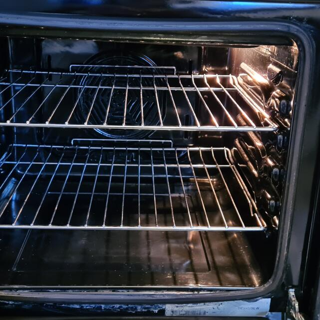 Select Oven Cleaning 5 star review on 2nd May 2021