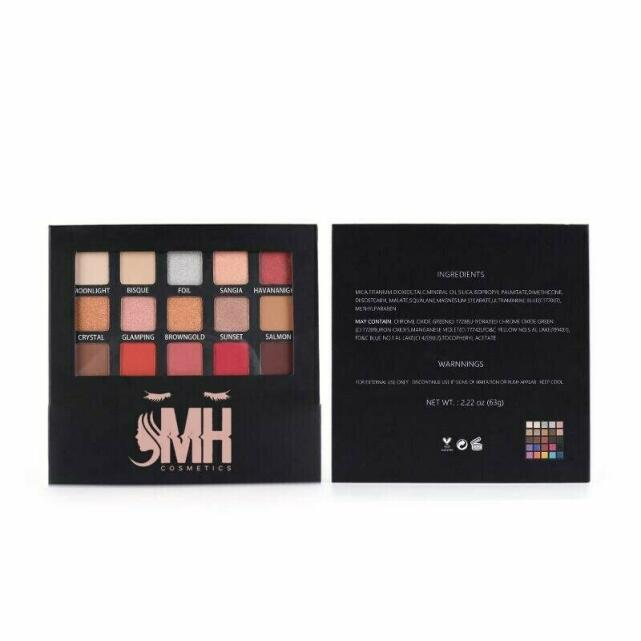 Miah Cosmetics 5 star review on 7th December 2019