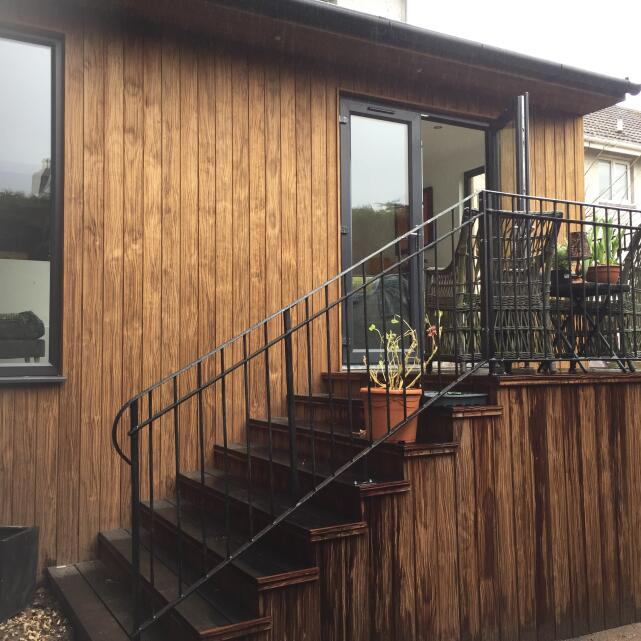 Outdoor Building Group 4 star review on 26th March 2020