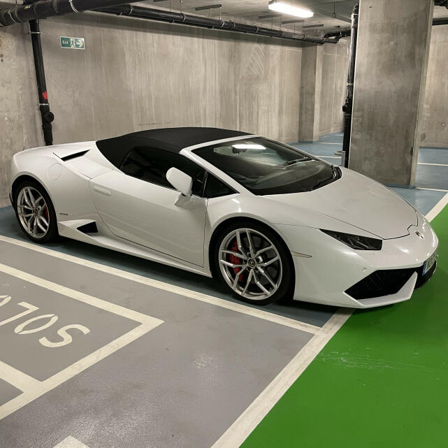 Supercar Experiences Ltd 5 star review on 19th July 2021