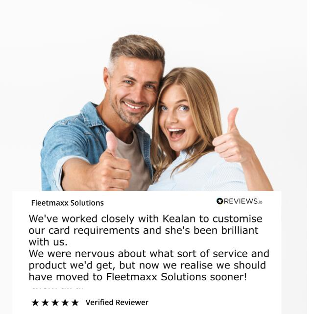Fleetmaxx Solutions 5 star review on 11th June 2021