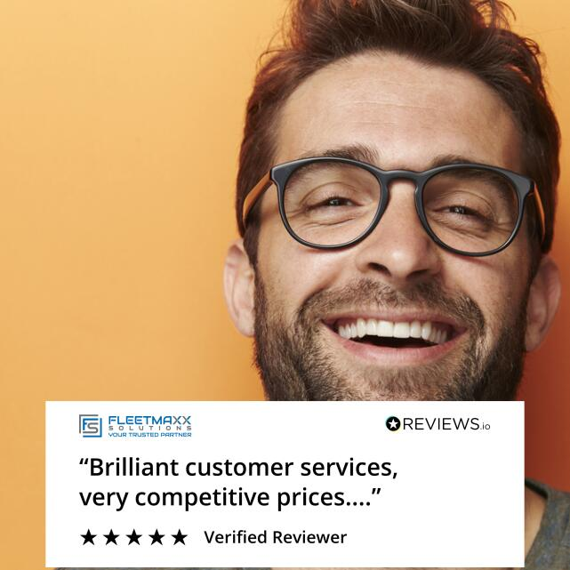 Fleetmaxx Solutions 5 star review on 17th June 2021