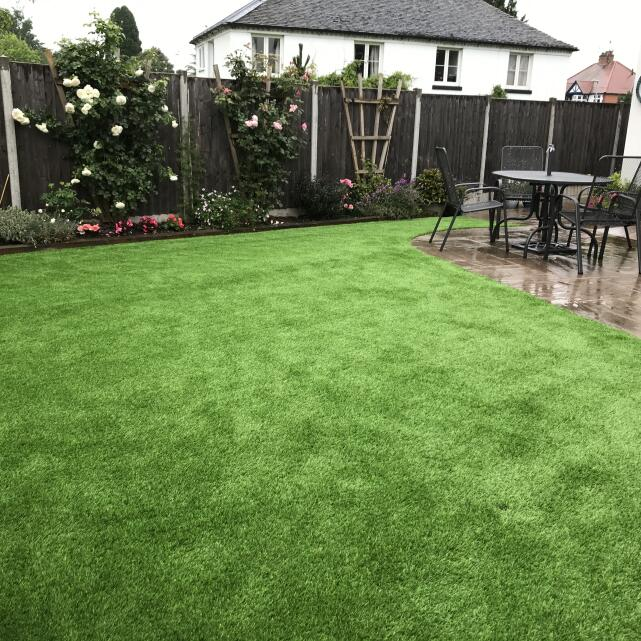 LazyLawn 5 star review on 15th July 2020